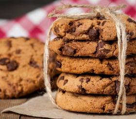 עוגיות שוקולד ציפס צילום: shutterstock