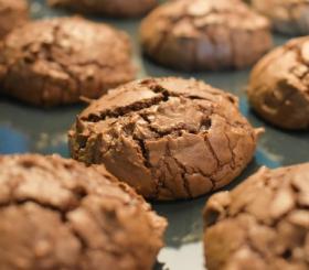 עוגיות פאדג' צילום: שאטרסטוק