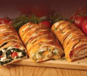 רולדה עם ירקות צילום: shutterstock